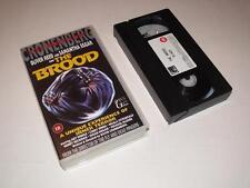 VHS Video ~ The Brood ~ Cronenberg ~ Oliver Reed / Samantha Eggar ~ Video Gems