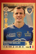 IMAGE STICKERS PANINI FOOT 2014/15 n. 11 SQUILLACI S. C. BASTIA TOPMINT
