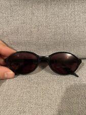 Vintage Black Rayban Sun Glasses