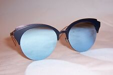85371feb6f7 NEW CHRISTIAN DIOR DIORAMA CLUB S FBX-A4 BLUE PINK MIRROR SUNGLASSES  AUTHENTIC