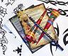 Henné Mehndi Ensemble Tatouage ,2x henné cône Le meilleur créations,instantané,