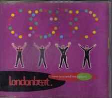 London Beat-Lover You Send Me Colours cd maxi single