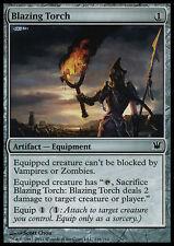 FOIL Torcia Ardente - Blazing Torch MTG MAGIC Innistrad Ita
