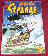 SPECIAL STRANGE ALBUM N°7 (N°19-20-21) - LUG - MARVEL