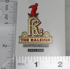 Raleigh fender Heron  decal