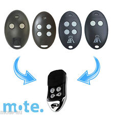 Automatic Gate Remote Control Compatible with BFT MITTO 0578 0678