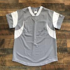 Majestic Baseball Softball Practice Jersey Short Sleeve Men's Large - Blank
