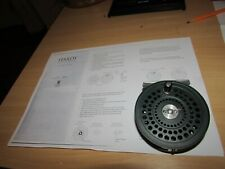 unused rare hardy built orvis CFO 4 C.F.O. IVD CFOIV disc trout fly fishing reel