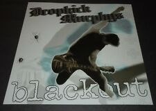 Dropkick Murphys~Blackout~Promo Poster Flat~12x12~Original 2003 Nm Condition