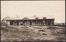 Wiltshire PH 1915 Army Cyclists Corps HQ at Chiseldon Camp