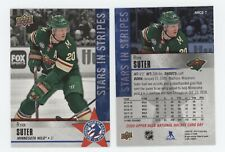 70ct) Ryan Suter 2020 Upper Deck National Hockey Card Day USA Lot NHCD-7 WILD
