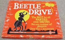 Beetle Drive Vintage 1930's Boxed Party Game - H.P. Gibson