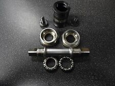 Shimano Durace bb7400 Italian threaded bottom bracket 112mm   EXC