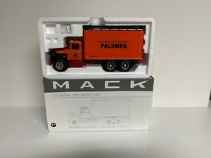 PALUMBO  First Gear Mack R- 600 Model Dry Goods Van