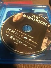 The Babadook (Blu-ray) With Slipcover