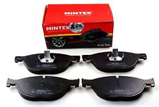 MINTEX FRONT AXLE BRAKE PADS FOR ALPINA BMW MDB3090 (REAL IMAGE OF PART)