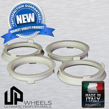 POLYCARBONATE HUB CENTRIC HUBCENTRIC RING RINGS FOR 67.1 WHEELS to 54.1 MM CAR