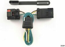 Curt 55381 T-Connector Trailer Wiring Harness Dodge Dakota Durango Ram Jeep GC