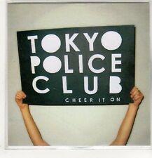 (EP542) Tokyo Police Club, Cheer It On - 2007 DJ CD