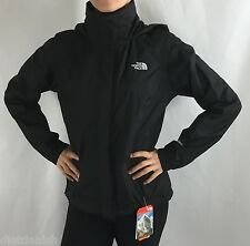 The North Face Women's Resolve Hooded Waterproof Jacket Balsam Green NWT Size S