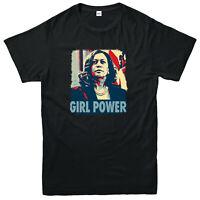 Kamala Harris - Girl Power T-Shirt, American politician Harris 2020 Gifts Top