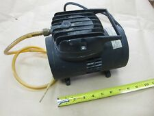 Thomas Vacuum Pump 905aa 146a 110vac Airbrush Portable Compressor Made In The Us