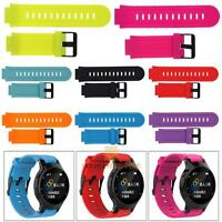 Silicone Watch Band Strap for Garmin Forerunner225 GPS Sports Watch With Tools