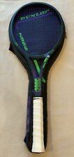 New listing MINT DUNLOP MAX 200g PRO GRAFIL TENNIS RACQUET 4 1/2 MOULDED Injection
