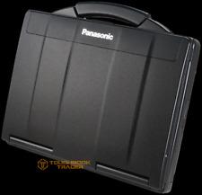 BUILD Panasonic Toughbook CF-53 • SSD • i5 • 4G LTE WWAN Verizon AT&T • Win 7 10