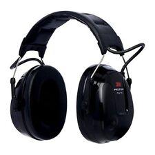 3m Peltor Protac 3 Mt13h220a plano auriculares 26 DB negro Plu