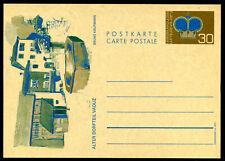 Liechtenstein 1973 postal stationery / Ganzsachen mint / frisch, post card x 2