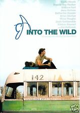 EMILE HIRSCH - INTO THE WILD AUTOGRAPH SIGNED PP PHOTO POSTER
