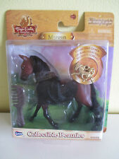 Triple Crown Beauties by Lanard Morgan Horse with Charm & Comb BRAND NEW SEALED