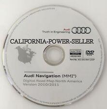 GPS und Navigationssoftware für Audi