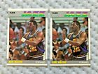 1987-88 Fleer Basketball Cards 88