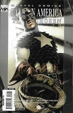 Captain America Comic Issue 1 The Chosen Modern Age First Print 2007 Morrell