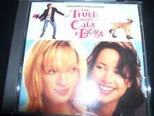 The Truth About Cats & Dogs Soundtrack CD (Sting Suzanne Vega Al Green) Like New