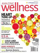 AMAZING WELLNESS Magazine Winter 2016 Cold & Flu Busters MIGRAINE CURE Workouts