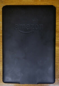 Amazon Kindle Paperwhite 3rd (7th Generation) 4GB, WiFi, 6in, Black, eReader