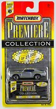 Matchbox World Class Series 3 Premiere Collection Pontiac GTO Judge New