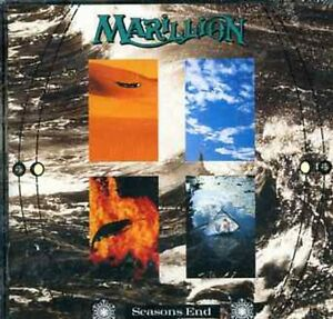 Marillion - Seasons End [New CD] UK - Import