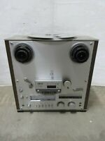 Vintage 80s Akai GX-625 4 Track Stereo Reel to Reel Tape Recorder Music Player