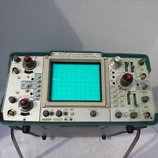 Tektronix 465M Oscilloscope AN/USM-425(V)1 NSN 6625-01-032-6914 -AS IS / PARTS