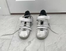 Reebok CF74 Crossfit Power Olympic Lifting White Shoes Men's US size 13 / EU 46