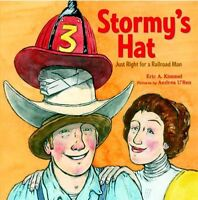 Stormys Hat: Just Right for a Railroad Man