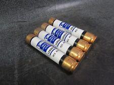 (1) NEW EDISON LITTELFUSE LERSK50 50 AMP 600V 300 VDC RK1 TIME DELAY FUSE LERSK