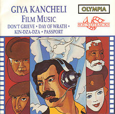 GIYA KANCHELI ‎– Film Music - Extracts From The Original Soundtracks (1995  CD)