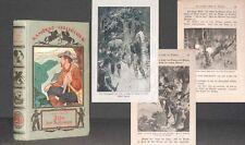FELDE Addy der Rifleman Karmerad-Bibliothek ca 1915 GUT Abenteuer