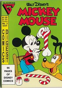 Gladstone Walt Disney's Mickey Mouse Comics Digest #2