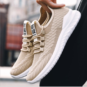 New Men's shoes Casual sports shoes Breathable Running shoes Athletic Shoes